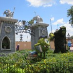 Entry to World Showcase