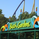Busch Gardens Entrance