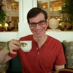 Glen at Garden View Tea Room